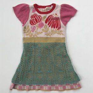 Lia Molly Anthropologie 12-18 Month Girls Dress